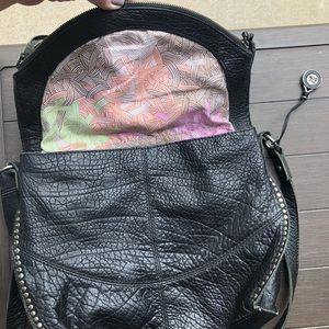The Sak black shoulder bag